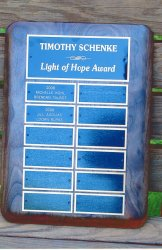 Light of Hope Award